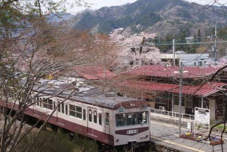 2010年4月、武州日野駅