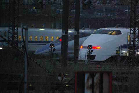 福岡 新幹線車両基地002