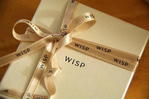 WISP結婚指輪