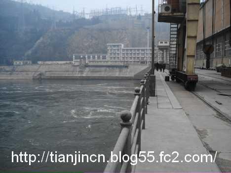 黄河ダム7