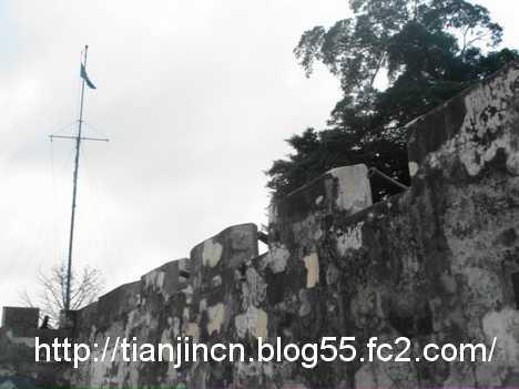モンテの砦(大炮台 Fortaleza do Monte)4
