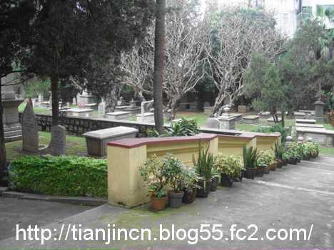 プロテスタント墓地2