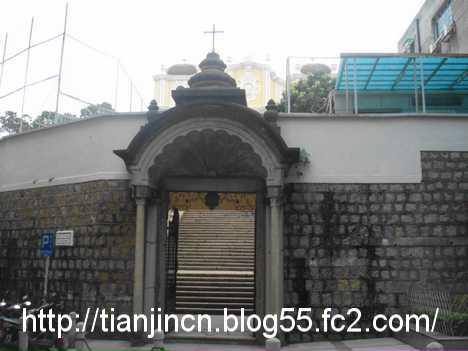 聖ヨゼフ修道院及び聖堂1