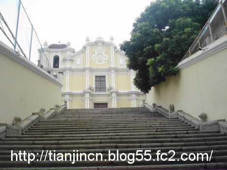 聖ヨゼフ修道院及び聖堂2