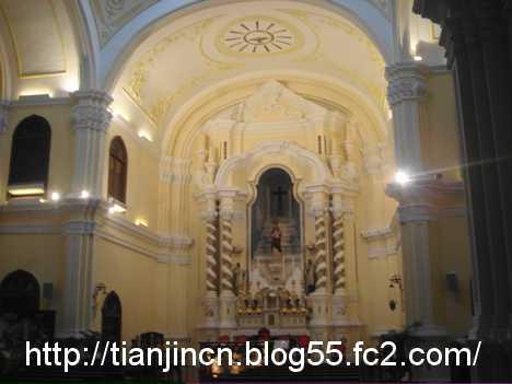 聖ヨゼフ修道院及び聖堂3