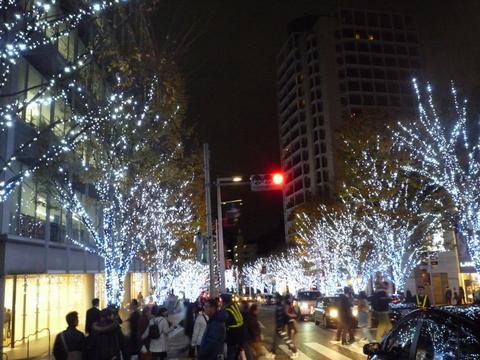 六本木ヒルズ2010.12_1
