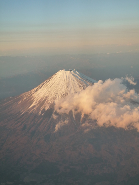 2011 1 4富士山