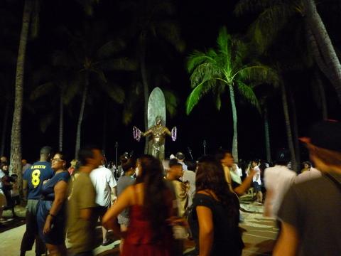 Countdown@waikiki beach2