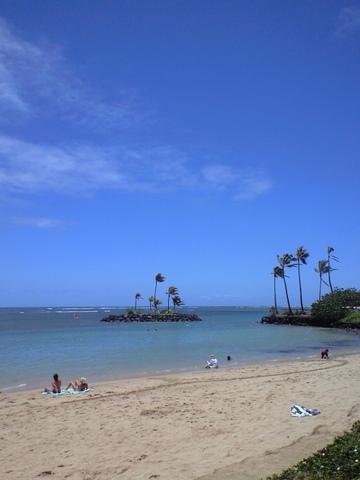 Kahala beach2