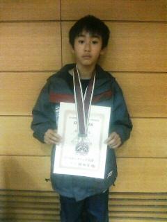 選抜_龍太メダル