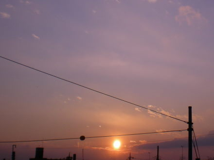 夕陽1217