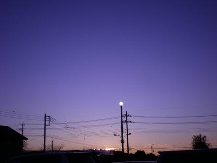 夕ぐれ18