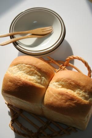 発酵バター山食 1