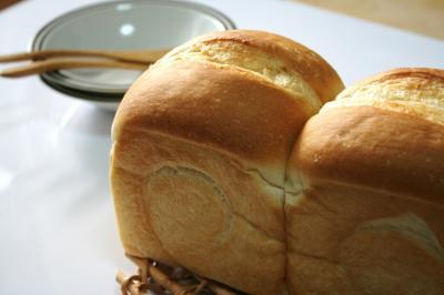 発酵バター山食 2