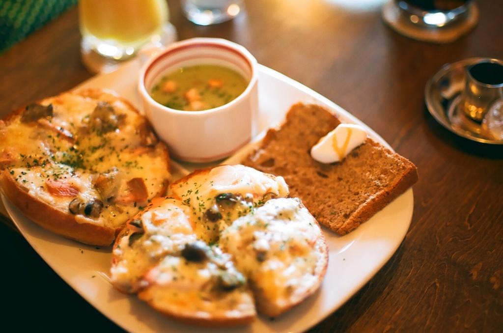 Sabio Cafe のベーグル