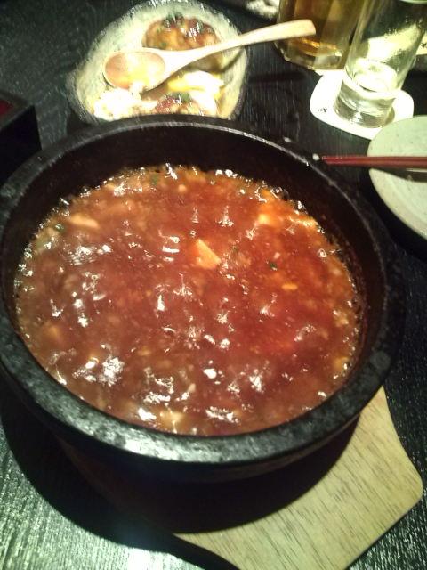 火山マーボー豆腐
