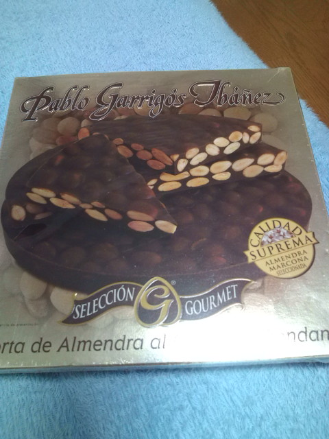 スペインのチョコレート