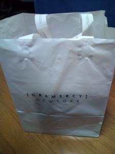 GRAMERCY袋