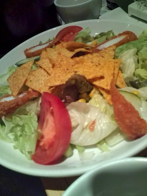 コブさんのサラダ