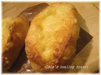 チーズパン☆