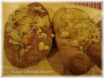 ガーリックパン☆