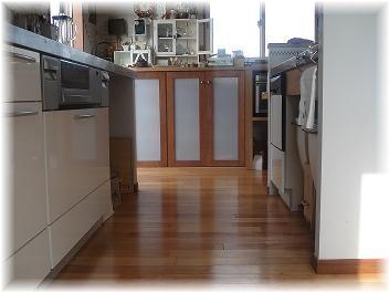 我が家のキッチン☆