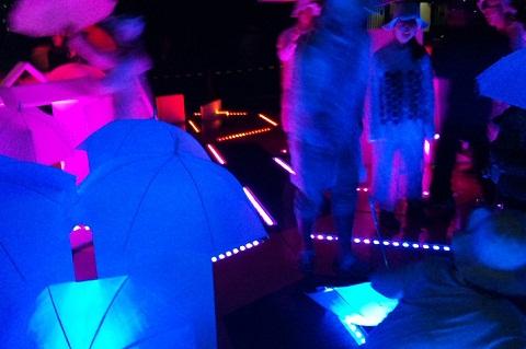 LEDアートフェスティバル2012