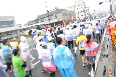 とくしまマラソン②