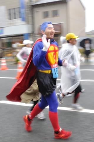 なりきりスーパーマン