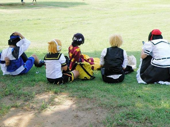 みんなでピクニック♪