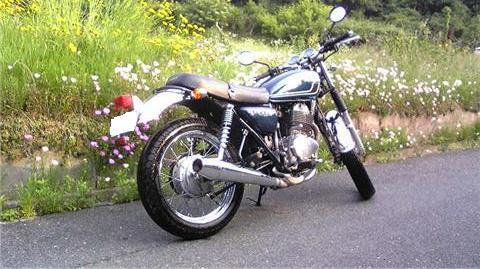 my バイク