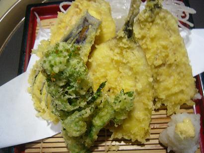 トロアジ天ぷら2 (1)小
