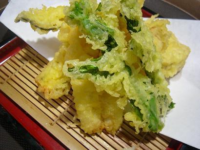 若筍と穴子天ぷら33 (2)小