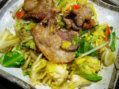 芋豚野菜 (1)小