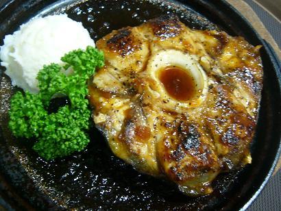 マグロ尾の身ステーキ (1)