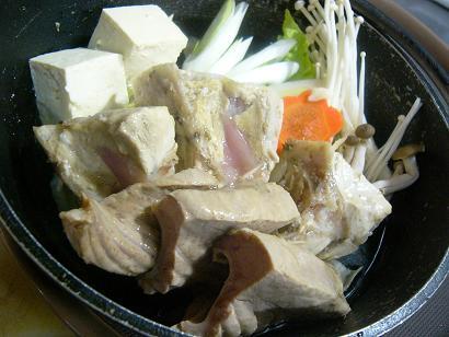 マグロねぎま鍋す (2)