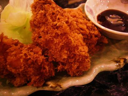 牡蠣フライつかさ丸