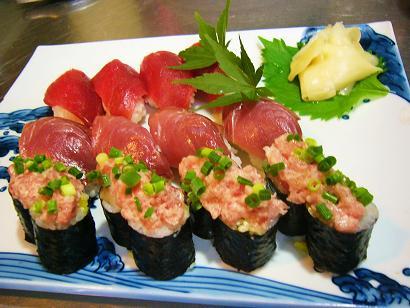 黒潮〆寿司 (3)