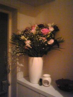 お花&花瓶