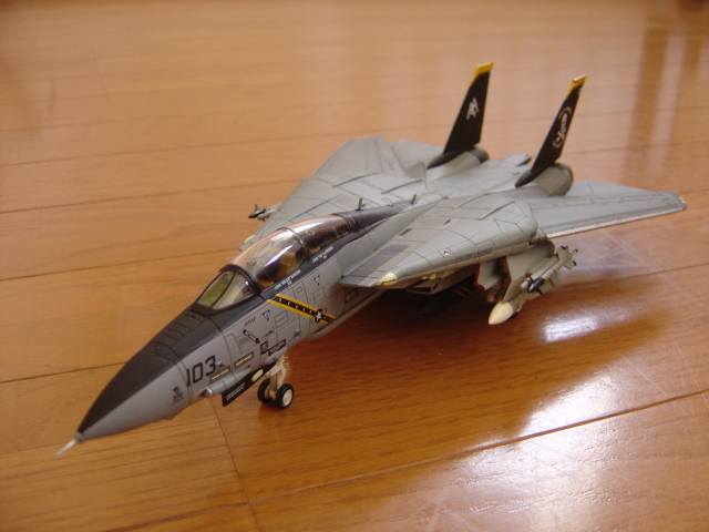 F-14 VF-103ダイキャストモデル1