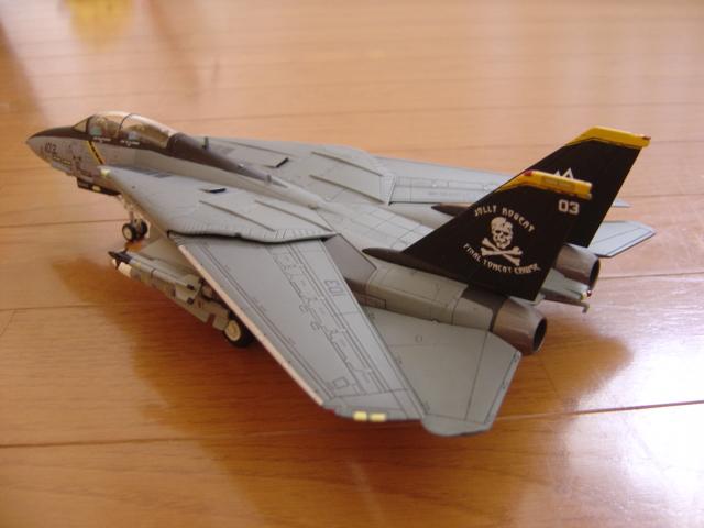 F-14 VF-103ダイキャストモデル2