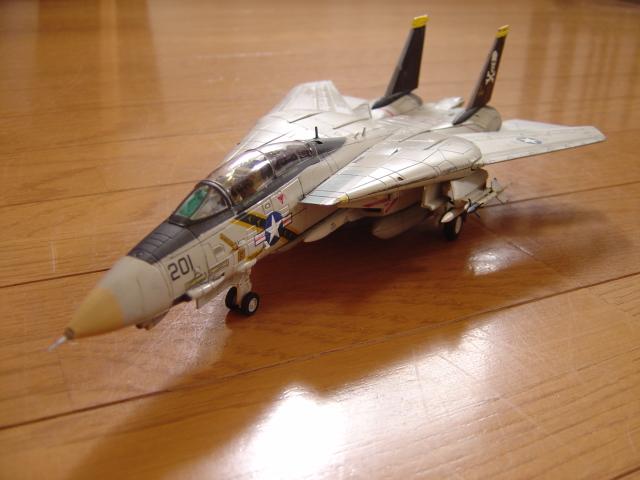 ユニマックス F-14A VF-84 No.1