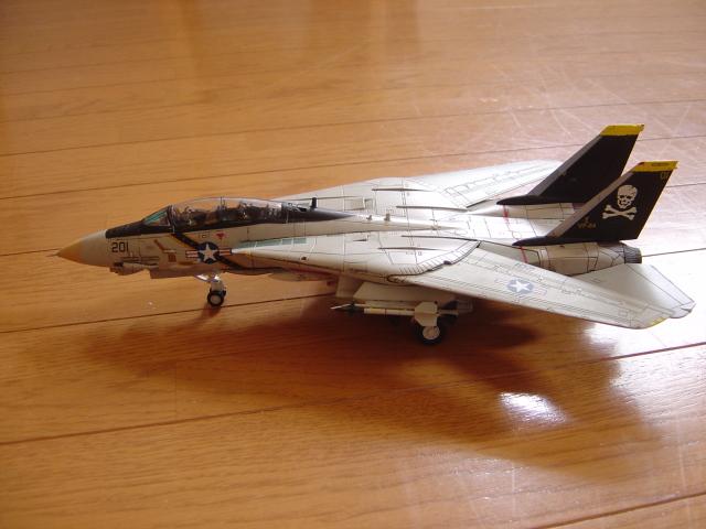 ユニマックス F-14A VF-84 No.2