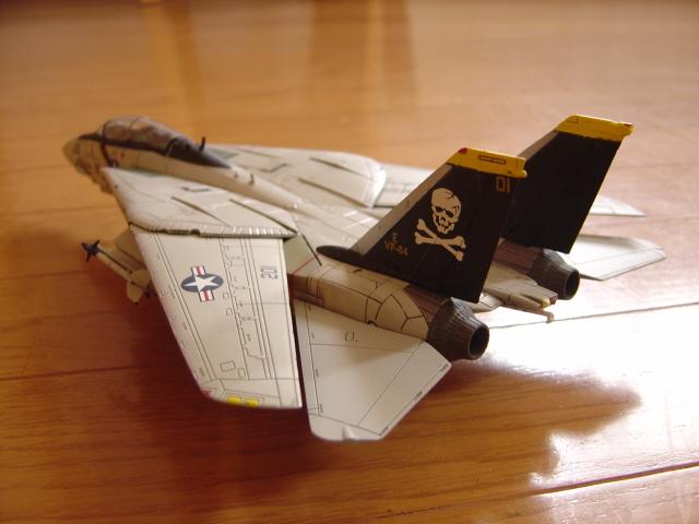 ユニマックス F-14A VF-84 No.3