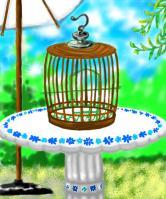 鳥籠 その3