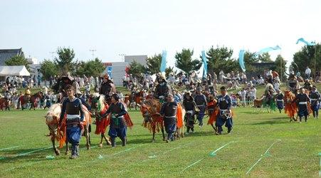 武者祭り1