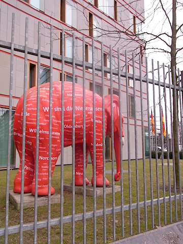 elefant in Berlin