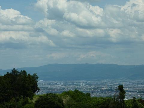 葛城山からの遠景