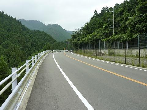 国道168号線_杉の里トンネル前