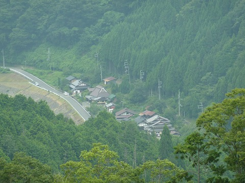 栗尾峠からの展望02